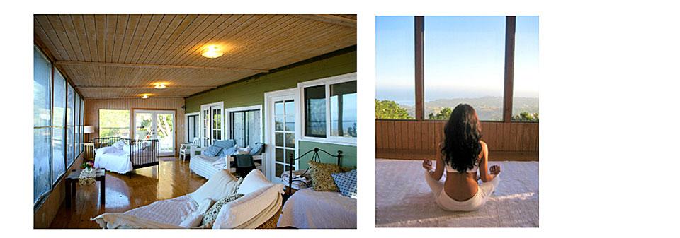 accomodations at Rancho del Malibu